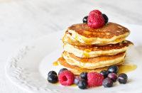 pancake ricetta-dietista benacchio