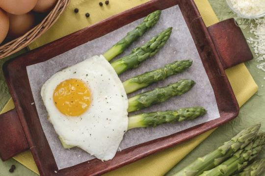 asparagi ricette dietista benacchio
