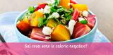 Alimenti a calorie negative